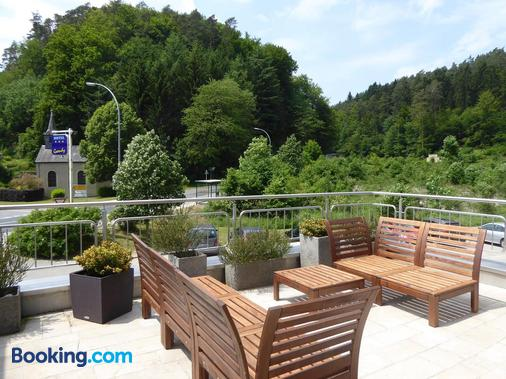 Appart-Hotel Gwendy - Tuntange - Balcony