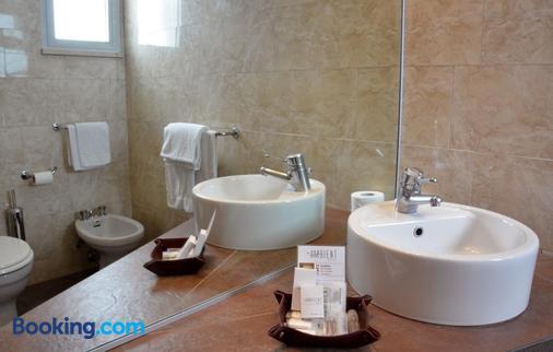 全景環境酒店 - 里米尼 - 里米尼 - 浴室