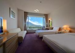 Shizukuishi Prince Hotel - Shizukuishi - Bedroom