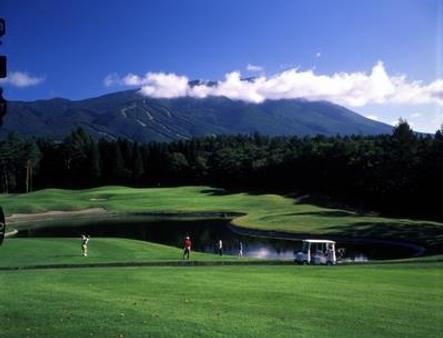 Shizukuishi Prince Hotel - Shizukuishi - Golf course