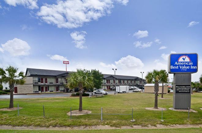Americas Best Value Inn West Monroe - West Monroe - Gebäude