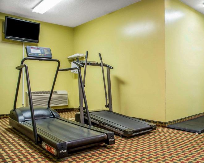 Quality Inn - Lockport - Fitnessbereich