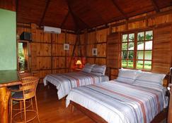 Ciudad Perdida Ecolodge - Cahuita - Bedroom
