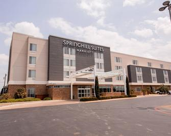 SpringHill Suites by Marriott San Angelo - San Angelo - Gebouw
