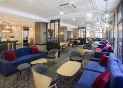 Hotel National - Lourdes - Lounge