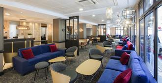 Hotel National - Lourdes - Lounge
