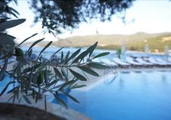 Omar Hotel - Αλικαρνασσός - Πισίνα