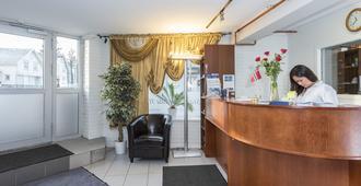Stavanger Lille Hotel - סטאבאנגר - דלפק קבלה
