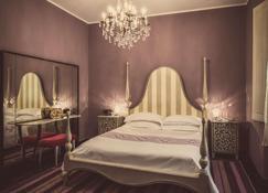 Miramare Cagliari Hotel Museo - Cagliari - Slaapkamer