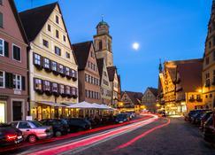 Meiser Altstadt Hotel - Dinkelsbühl - Außenansicht