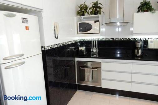 Metro Cardeal Arcoverde - Rio de Janeiro - Kitchen