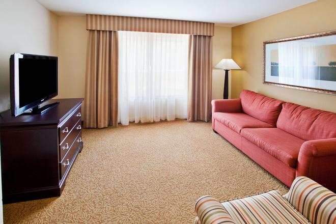 Country Inn & Suites by Radisson, Rome, GA - Rome - Living room