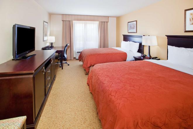 Country Inn & Suites by Radisson, Rome, GA - Rome - Bedroom