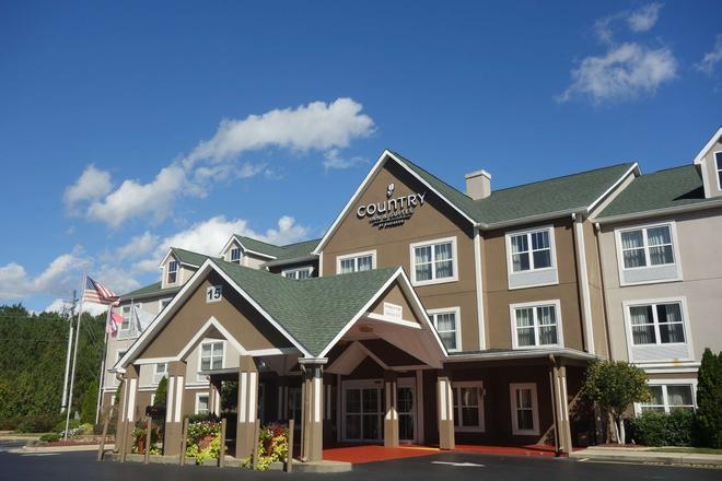 Country Inn & Suites by Radisson, Rome, GA - Rome - Building