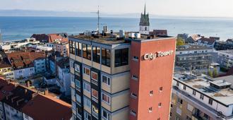 Skyhostel Friedrichshafen - Friedrichshafen - Vista del exterior