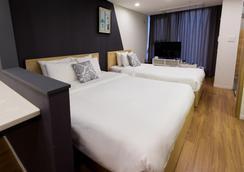 Vistacay Hotel Worldcup - Seogwipo - Bedroom