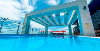 Vistacay Hotel Worldcup - Seogwipo - Piscina