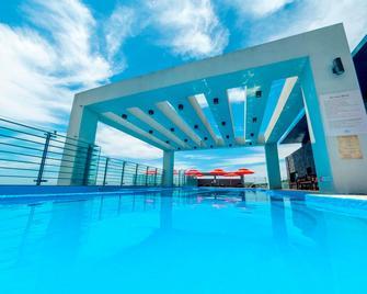 비스타케이 호텔 월드컵 - 서귀포시 - 수영장