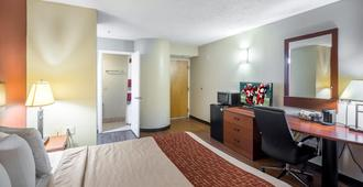 Red Roof Inn Houston - Iah Airport/Jfk Blvd - Houston - Bedroom