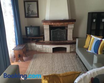 Turismo Guadiana - Casas - Mértola - Living room