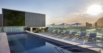 Venit Barra Hotel - ריו דה ז'ניירו - בריכה