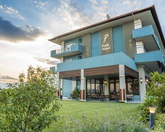 Park Hotel - Kateríni - Gebouw