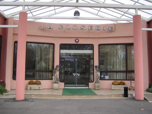 Inter-Hotel Beaune La Closerie - Beaune - Building