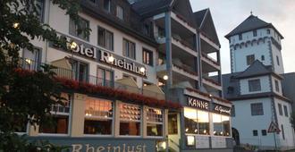 Hotel Rheinlust - בופארד - בניין