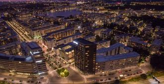 Park Inn by Radisson Stockholm Hammarby Sjostad - שטוקהולם - נוף חיצוני