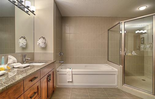 Stoneridge Mountain Resort By Clique - Canmore - Bathroom