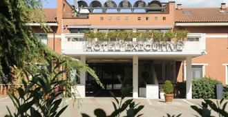 Hotel Executive - Siena - Rakennus