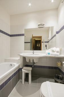 Hotel Executive - Siena - Bathroom