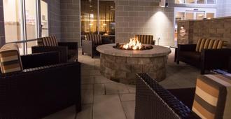Residence Inn Raleigh-Durham Airport/Brier Creek - Raleigh - Sala de estar