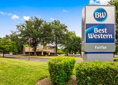 Best Western Fairfax - Fairfax - Building