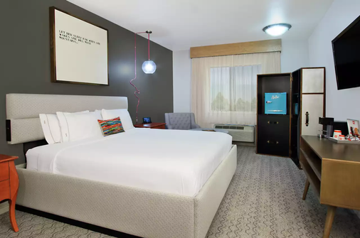 Hotel Ylem an Ascend Hotel Collection Member - Houston - Phòng ngủ