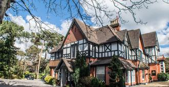 Langtry Manor Hotel - Bournemouth - Building