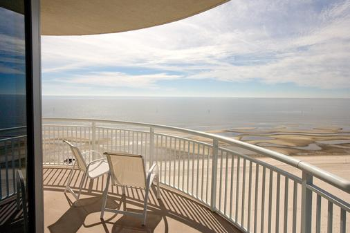 South Beach Biloxi Hotel & Suites - Biloxi - Balcony