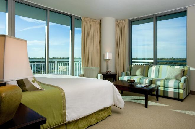 South Beach Biloxi Hotel & Suites - Biloxi - Makuuhuone