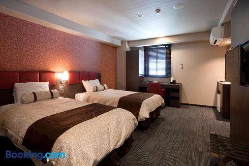 吳竹高級飯店靜岡站前 - 靜岡市 - 臥室