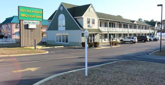 Highlander Motor Inn Atlantic City - Galloway