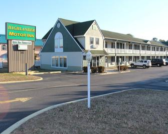 Highlander Motor Inn Atlantic City - Galloway - Rakennus