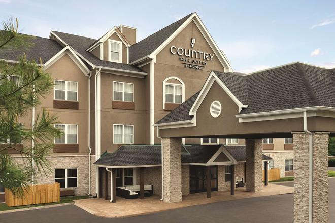Country Inn & Suites Nashville Airport East - Nashville - Building
