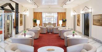 Living Hotel Kaiser Franz Joseph - וינה - טרקלין
