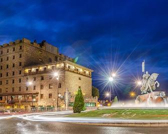Hotel Temple Ponferrada - Ponferrada - Gebouw