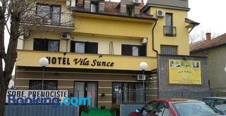 Hotel Vila Sunce - Stara Pazova