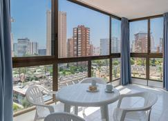 Apartamentos Gemelos 2 - Beninter - Benidorm - Balcony