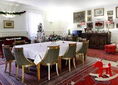Family Hotel Okor - Okoř - Restaurant