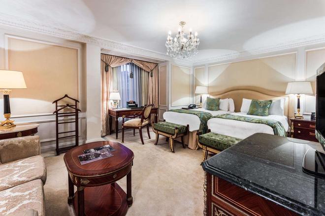 The Bentley London - London - Phòng ngủ