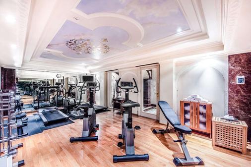 賓利倫敦 - 倫敦 - 倫敦 - 健身房