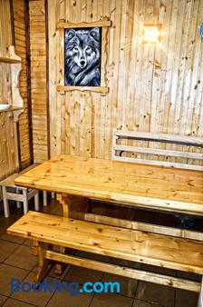 Kolyba Complex - Uman' - Dining room